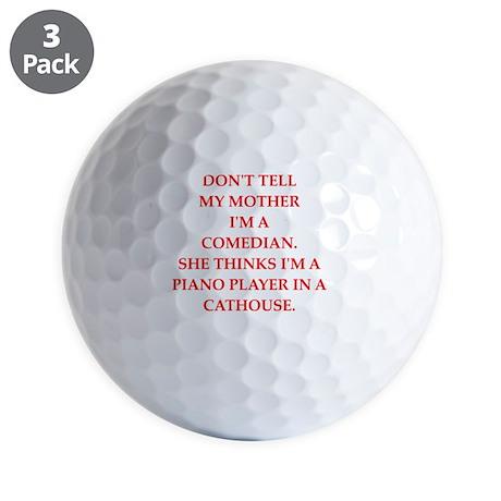 comedian Golf Ball