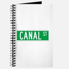 Canal St., New York - USA Journal