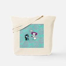 Pew Pew Tote Bag