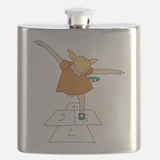 Hopscotch Flask