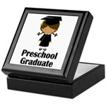 Preschool Graduate Keepsake Box