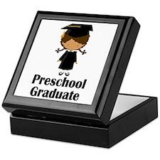 Preschool Graduate Keepsake Box