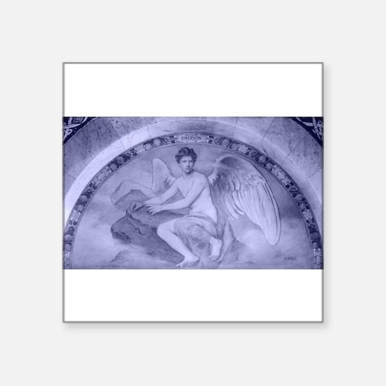 Archangel Uriel Sticker