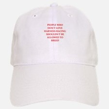harness racing Baseball Baseball Baseball Cap
