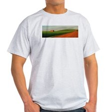 Old Barn at Sundown T-Shirt