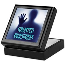Haunted Bluegrass TV Promo Keepsake Box