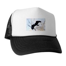 Isaiah 40:31 Eagle Soaring Trucker Hat
