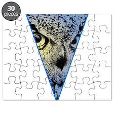Owl Triangle Design Puzzle