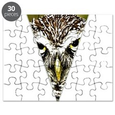 Owl Triangle Design Puzzle