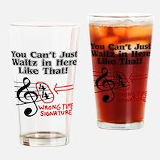 Waltz Drinking Glass