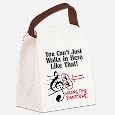 Waltz Canvas Lunch Bag