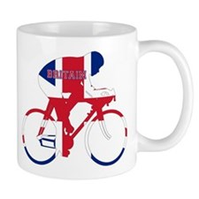Britain Cycling Mug