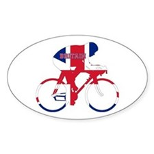 Britain Cycling Decal