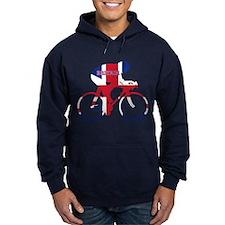 Britain Cycling Hoodie