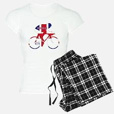 Britain Cycling Pajamas