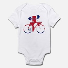 Britain Cycling Infant Bodysuit
