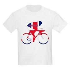 Britain Cycling T-Shirt