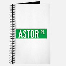 Astor Place, New York - USA Journal