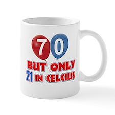 70 year old designs Mug