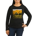 Extreme Gardener Women's Long Sleeve Dark T-Shirt