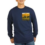 Extreme Gardener Long Sleeve Dark T-Shirt
