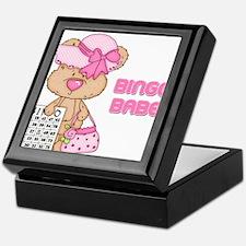 BINGO BABE Keepsake Box