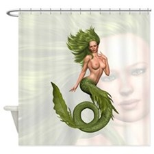 Sexy Nixie Shower Curtain