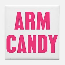 Arm Candy Tile Coaster