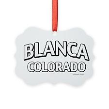 Blanca Colorado Ornament