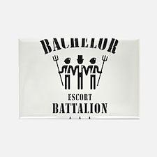 Bachelor Escort Battalion (Stag Party, Black) Rect