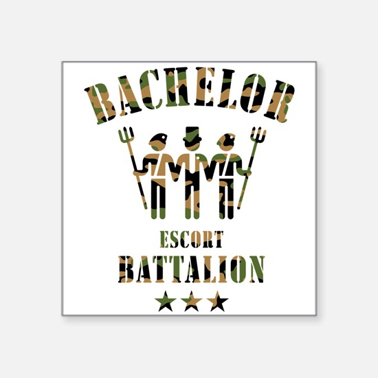 Bachelor Escort Battalion (Stag Party, Camouflage)