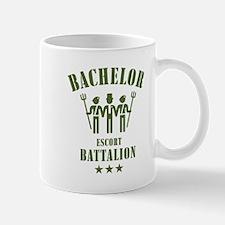 Bachelor Escort Battalion (Stag Party, Olive) Mug