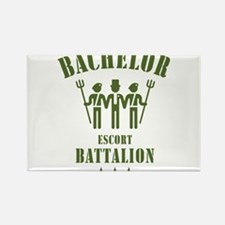 Bachelor Escort Battalion (Stag Party, Olive) Rect