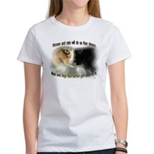 Women and Cats Tee