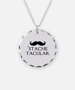 'Stache Tacular Necklace