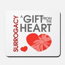 Surrogacy A Gift from the Heart Mousepad