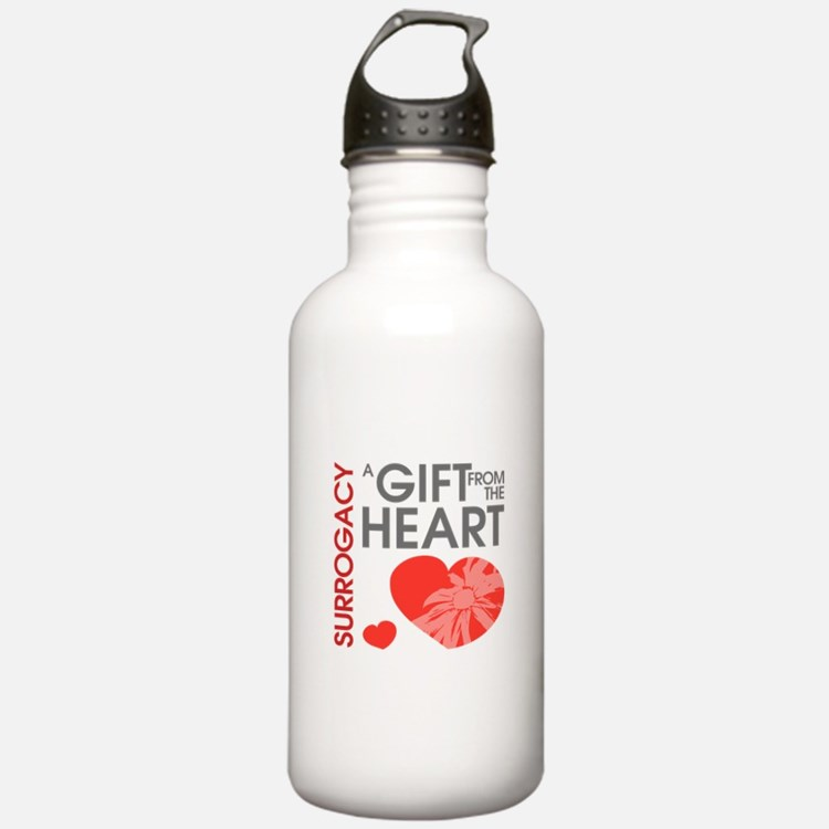 Surrogacy A Gift from the Heart Water Bottle