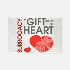 Surrogacy A Gift from the Heart Rectangle Magnet