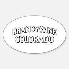 Brandywine Colorado Decal