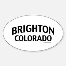 Brighton Colorado Decal