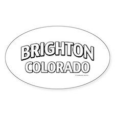 Brighton Colorado Decal