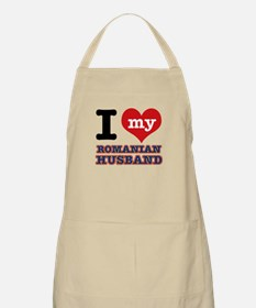 I love my Romanian Husband Apron