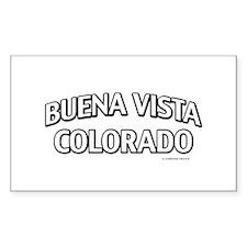 Buena Vista Colorado Decal