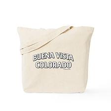 Buena Vista Colorado Tote Bag