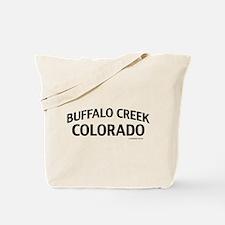 Buffalo Creek Colorado Tote Bag