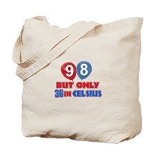 98 year old designs Tote Bag