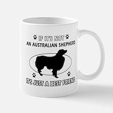Australian Shephered designs Mug