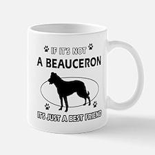 Beauceron designs Mug