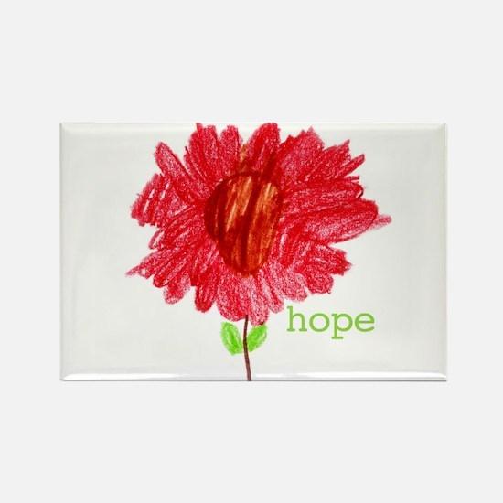 HOPE Rectangle Magnet