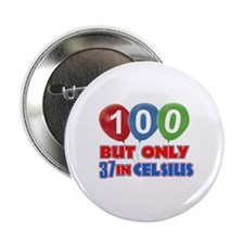 "100 year old designs 2.25"" Button"